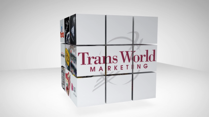 Trans World Marketing Cube Animation