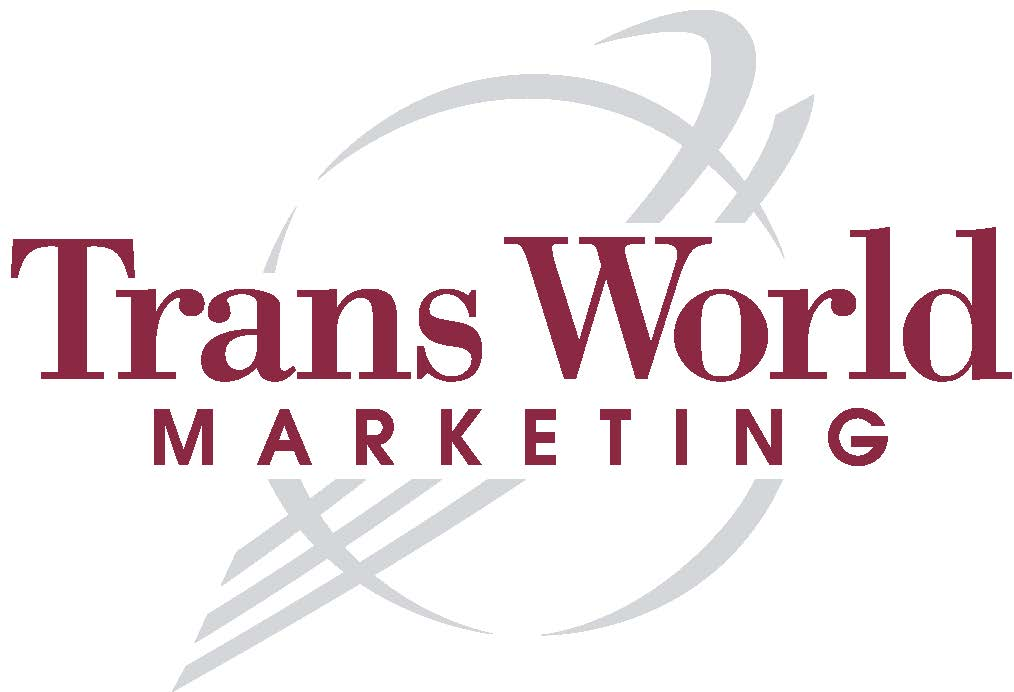 Neiman Marketing designs website and brand identity materials for Trans World Marketing. #Neiman #NeimanMarketing #TWM360 #TransWorldMarketing