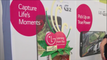 LG Electronics Product Launch Event