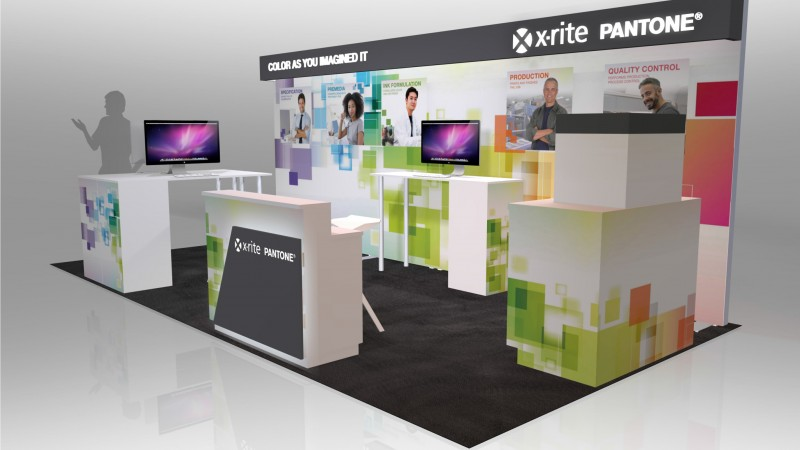 Neiman Delivers Global Campaign for X-Rite Pantone