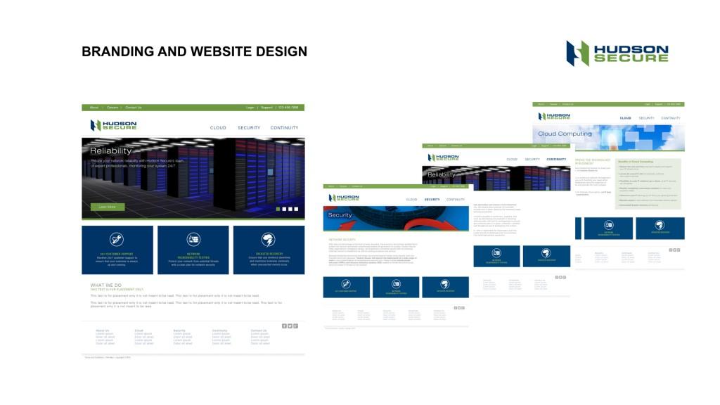 Hudson Secure Website